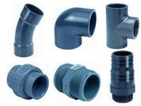 Fittings aus PVC