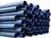 PVC-Rohre/Halter