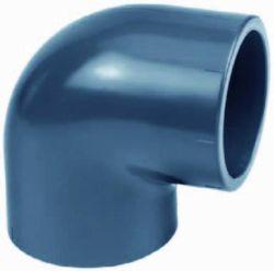 PVC-Winkel 90°, 12-250mm
