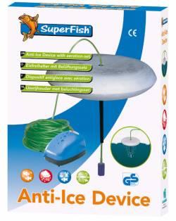 Superfish Eisfreihalter mit Belüftungsset