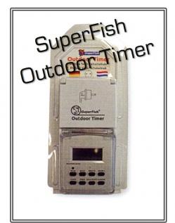 SuperFish Outdoor Timer (Zeitschaltuhr)