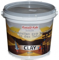 2 KG Clay Tonmineralien Koiland Kehr