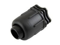 Endstopfen Schnellverschluss - 16mm