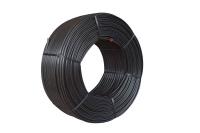 UNIOR Tropfrohr / Tropfschlauch / 16mm, TA33cm, 2.1l/h, schwarz / (Länge) 50m