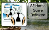 SF Heron Scare Reflektor, schützt Ihre wertvollen Fische.