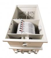 TROMMELFILTER CL 65 mit Spülpumpe DVS (ohne Biomaterial)