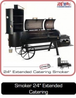 24 Zoll Extended Catering Smoker