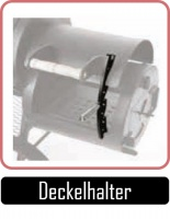Deckelhalter für JOEs Smoker