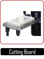 JOES-Smoker Zubehör - Cutting Board, Kunststoff