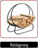 JOEs Smoker Zubehör, Woodplace zur Lagerung ihres Kamin- und Brennholzes.