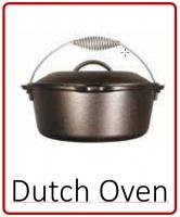 Dutch Oven inklusive Deckel