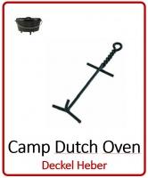 Camp Dutch Oven, Deckel Heber