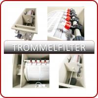 TROMMELFILTER CL35 mit BioKammer