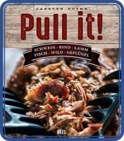 Grillbuch PULL IT