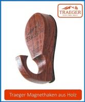 TRAEGER Magnethaken aus Holz