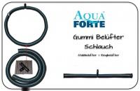 AQUAFORTE GUMMI BELÜFTER SCHLAUCH (Ringbelüfter + Stabbelüfter)